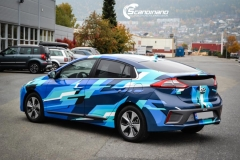 Hyundai IONIQ custom design scandinano-4