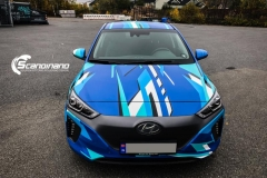 Hyundai IONIQ custom design scandinano-9