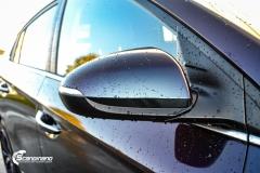 Hyundai Ioniq helfoliert i Gloss Flip Deep Space fra 3M (2 из 12)