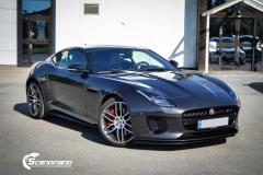 Jaguar f-type  lakkbeskyttelsesfilm Scandiano_-2