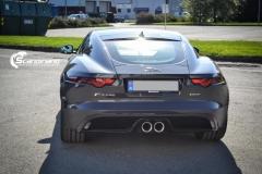 Jaguar f-type  lakkbeskyttelsesfilm Scandiano_-4