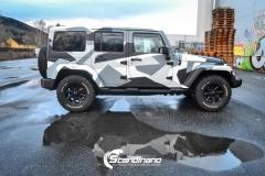 Jeep Wrangler helfoliert med print folie-12