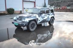 Jeep Wrangler helfoliert med print folie-8