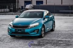 Kia Optima foliert i Ocean Blue-12