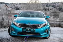 Kia Optima foliert i Ocean Blue-3