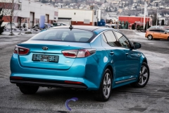 Kia Optima foliert i Ocean Blue-6