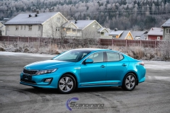 Kia Optima foliert i Ocean Blue-8