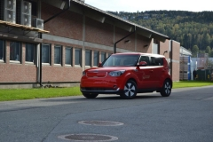 Kia Soul foliert i gloss red-2