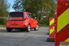 Kia Soul foliert i gloss red-5