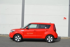 Kia Soul foliert i gloss red-6