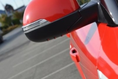 Kia Soul foliert i gloss red-9