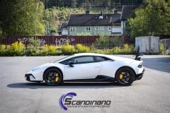 Lamborghini foliert med lakkbeskyttelsesfilm!-3