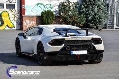 Lamborghini foliert med lakkbeskyttelsesfilm!-5