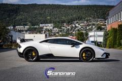 Lamborghini foliert med lakkbeskyttelsesfilm!-7