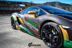 Lamborghini Gallardo og Porsche 911-11