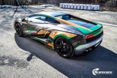 Lamborghini Gallardo og Porsche 911-8