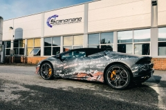 lamborghini spyder custom design wrap by Scandinano_-13