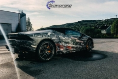 lamborghini spyder custom design wrap by Scandinano_-14