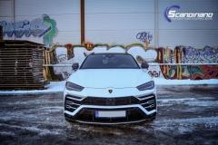Lamborghini Urus helfoliert med Satin Frozen Vanilla-15