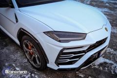 Lamborghini Urus helfoliert med Satin Frozen Vanilla-19