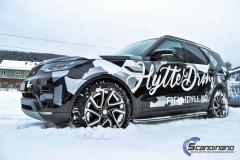 Land Rover Discovery delfoliert med utskåret folie.-0212