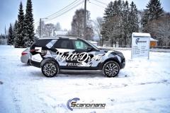 Land Rover Discovery delfoliert med utskåret folie.-0217