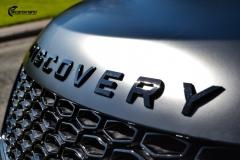 Land Rover Discovery helfoliert i matt lakkbeskyttelsesfilm fra STEK (10 из 12)