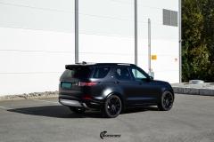 Land Rover Discovery helfoliert i matt lakkbeskyttelsesfilm fra STEK (4 из 12)