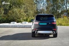 Land Rover Discovery helfoliert i matt lakkbeskyttelsesfilm fra STEK (5 из 12)