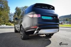 Land Rover Discovery helfoliert i matt lakkbeskyttelsesfilm fra STEK (6 из 12)