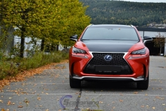 Lexus foliert Cherry Red metallic-10