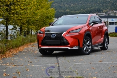 Lexus foliert Cherry Red metallic-11
