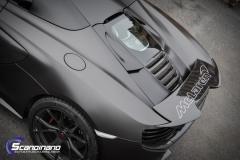 McLaren foliering black