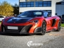 McLaren foliert med Ruby Red