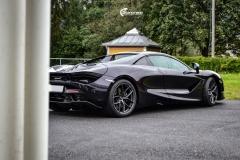 McLaren helfoliert med lakkbeskyttelsesfilm fra STEK-10