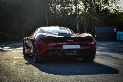 McLaren helfoliert med lakkbeskyttelsesfilm fra STEK-13