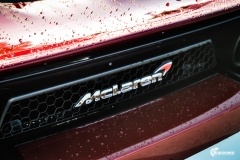 McLaren helfoliert med lakkbeskyttelsesfilm fra STEK-15