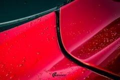 McLaren helfoliert med lakkbeskyttelsesfilm fra STEK-17