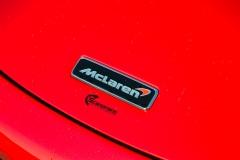 McLaren helfoliert med lakkbeskyttelsesfilm fra STEK-18