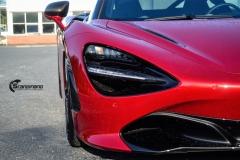 McLaren helfoliert med lakkbeskyttelsesfilm fra STEK-19