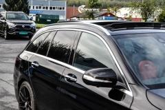 Mercedes AMG Chrome delete og Solfilm-1