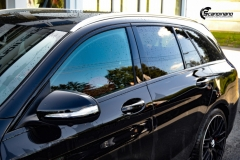 Mercedes AMG Chrome delete og Solfilm-2-3