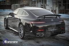 Mercedes-AMG GT foliert med lakkbeskyttelsesfilm-2