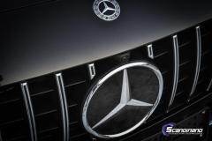 Mercedes-AMG GT foliert med lakkbeskyttelsesfilm-5