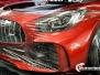 Mercedes AMG GTR Foliert lakkbeskyttelsesfilm