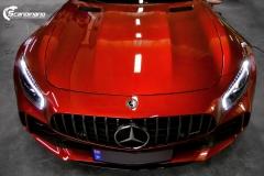 Mercedes AMG GTR Foliert i Scandinano_-4