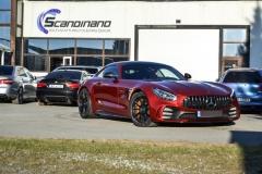 Mercedes AMG GTR Foliert i Scandinano_-6