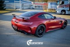 Mercedes AMG GTR Foliert i Scandinano_-9