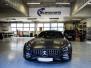 Mercedes AMG GTR foliert med matt lakkbeskyttelsesfilm