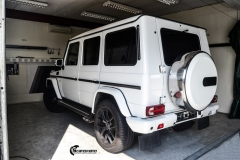 Mercedes-Benz G-Klasse decor black stripe-1
